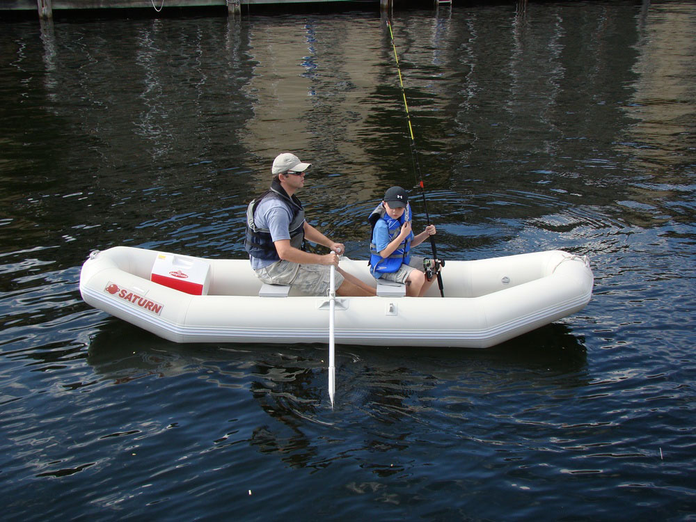 Great ideas about kids and fishing how to deal with for Inflatable fly fishing boats