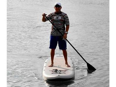 11'-SUP-Paddle-Board