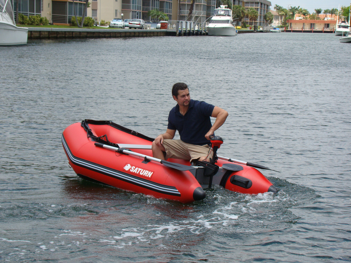 Saturn inflatable boats for Blow up boat for fishing