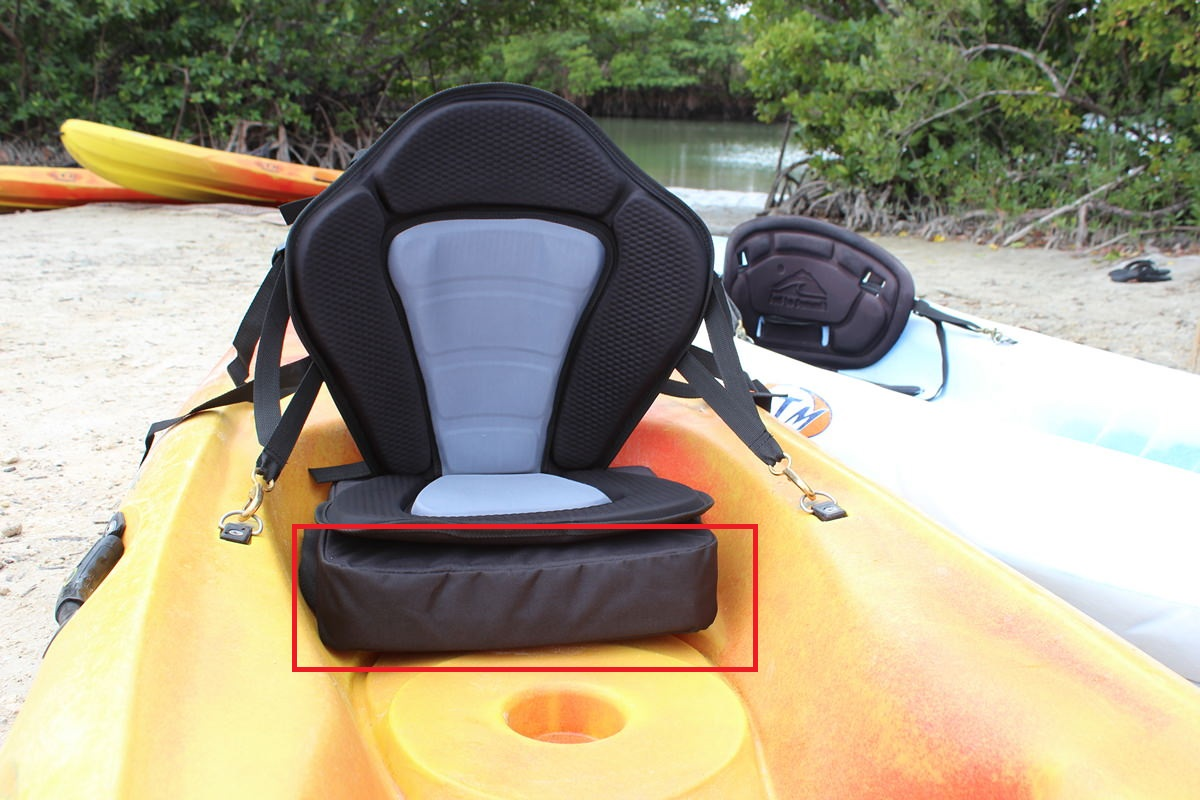 Accessories Deluxe Kayak Seat Saturn Inflatable Boats