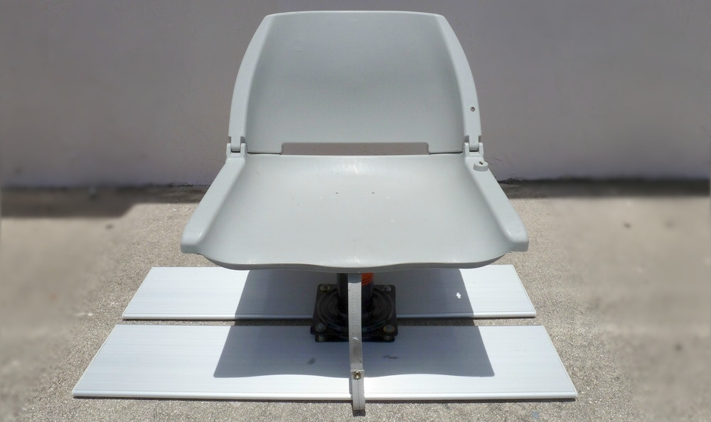 ACCESSORIES Swivel Fishing Seat Platform Swivel
