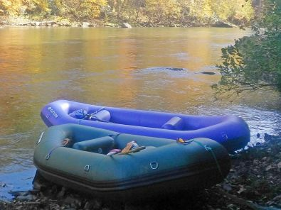 Saturn Inflatable Raft RD365XL