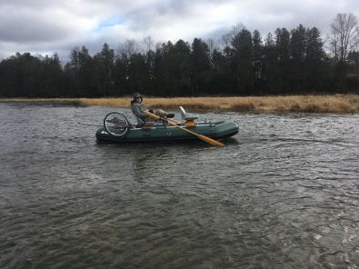 "RD 385N 12'6"" Saturn Soloquest Whitewater Raft"